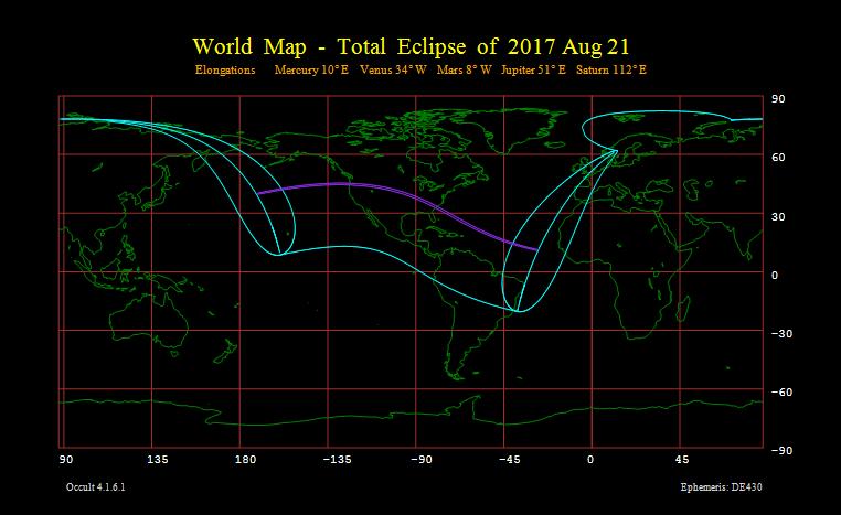 Eclipse solar 21 agosto 2017