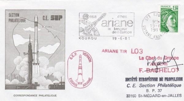 A003 - Vol L03 du 19 Juin 1981