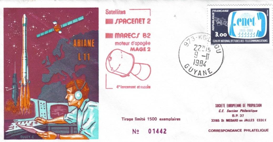 A011 - Vol 11 du 09 Novembre 1984