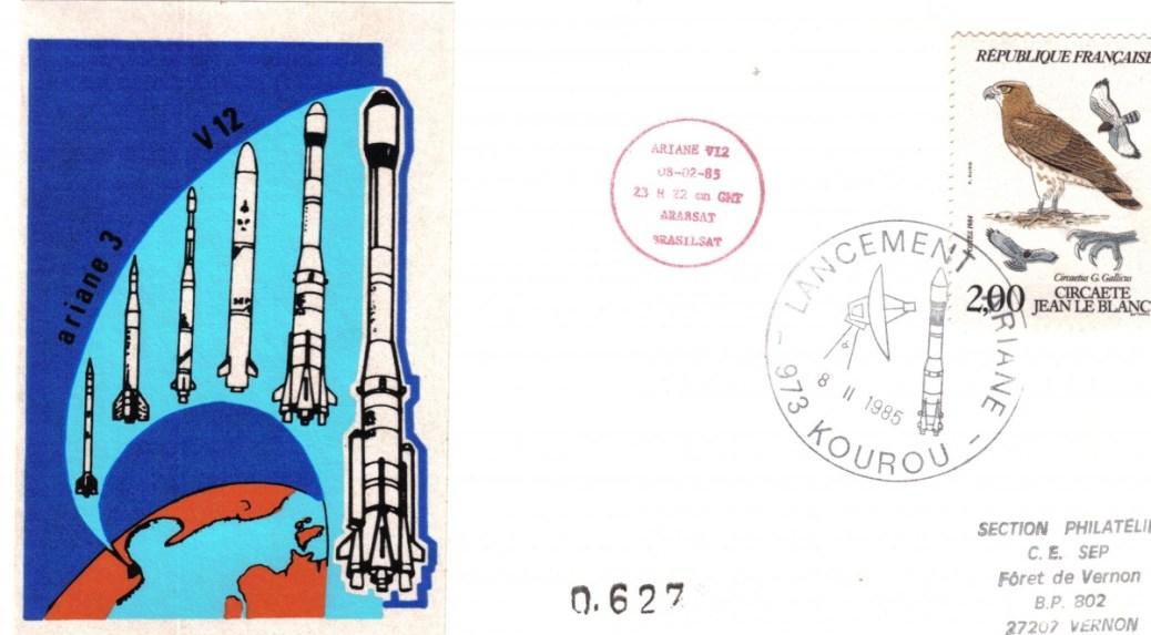 A012 - Vol 12 du 08 Février 1985