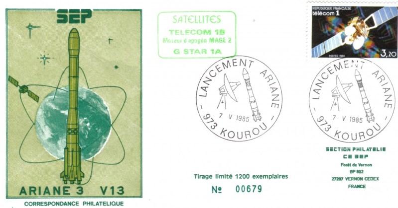 A013 - Vol 13 du 07 Mai 1985