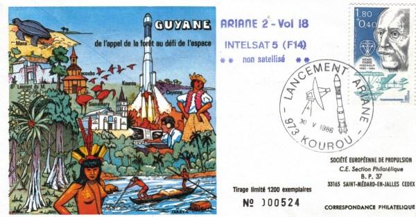 A018 - Vol 18 du 30 Mai 1986