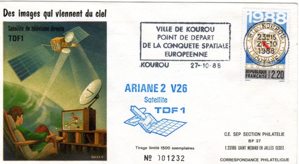 A026 - Vol 26 du 27 Octobre 1988