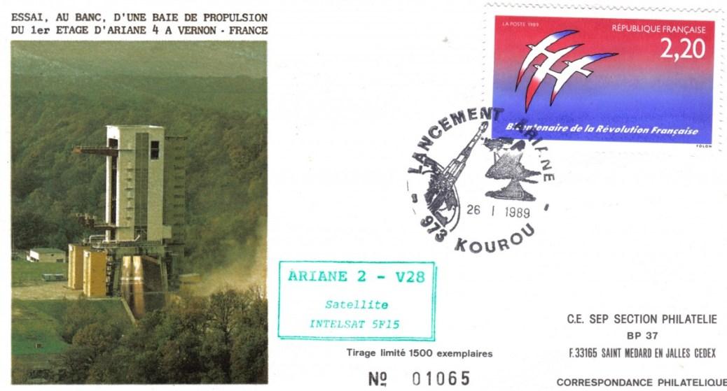 A028 - Vol 28 du 26 Janvier 1989