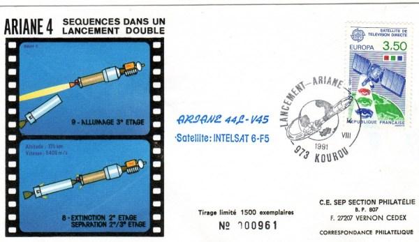 A045 - Vol 45 du 14 Aout 1991