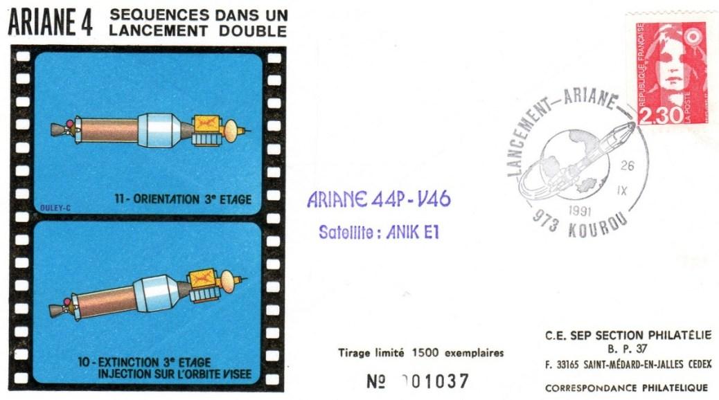 A046 - Vol 46 du 26 Septembre 1991