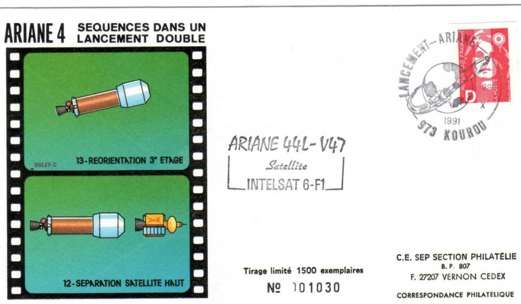 A047 - Vol 47 du 29 Octobre 1991