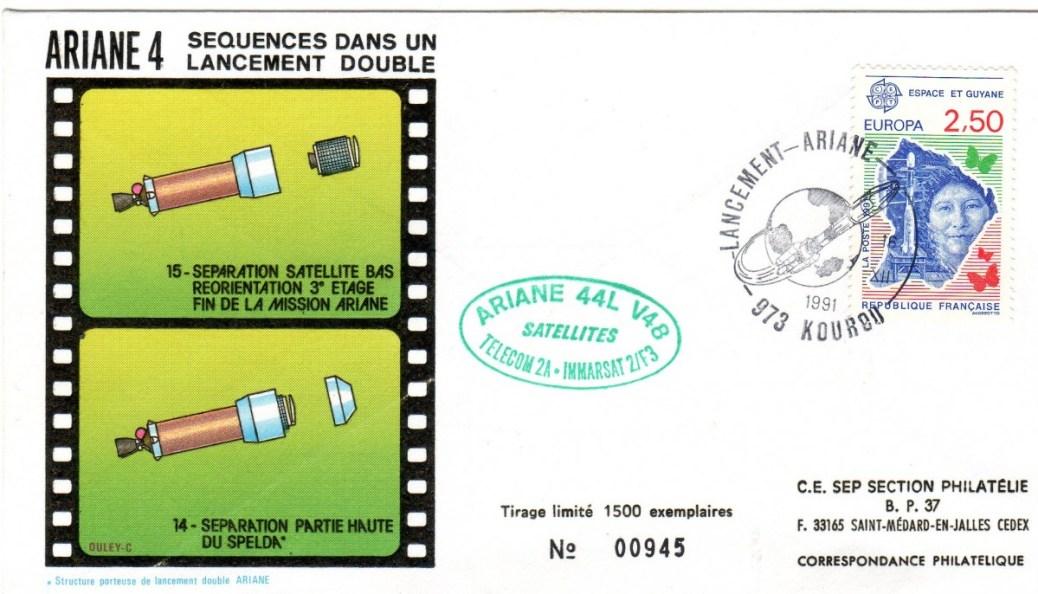 A048 - Vol 48 du 16 Décembre 1991