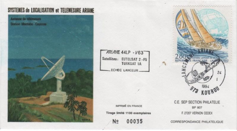 A063 - Vol 63 du 24 Janvier 1994