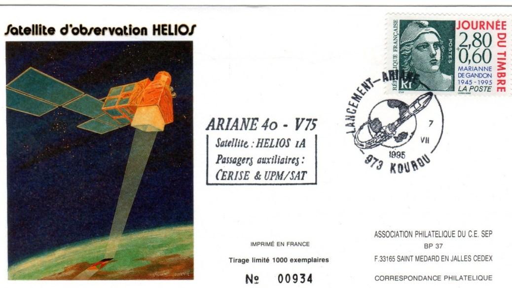 A075 - Vol 75 du 07 Juillet 1995