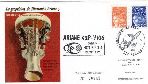 A106 - Vol 106 du 27 Février 1998