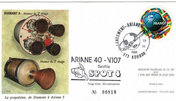 A107 - Vol 107 du 23 Mars 1998