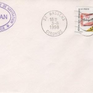 A112 2 - Vol 112 du 21 Octobre 1998 - Embarquement de l'ARD de Bordeaux vers Kourou