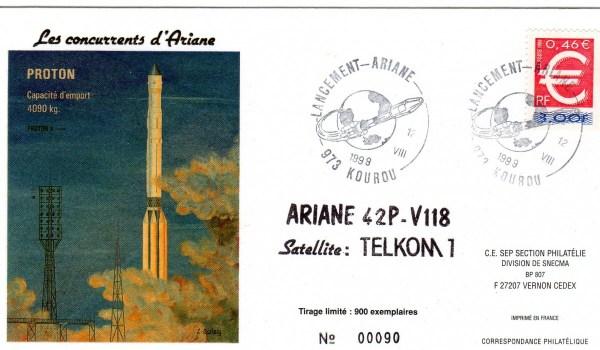 A118 - Vol 118 du 12 Aout 1999