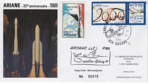 A125 - Vol 125 du 21 Décembre 1999