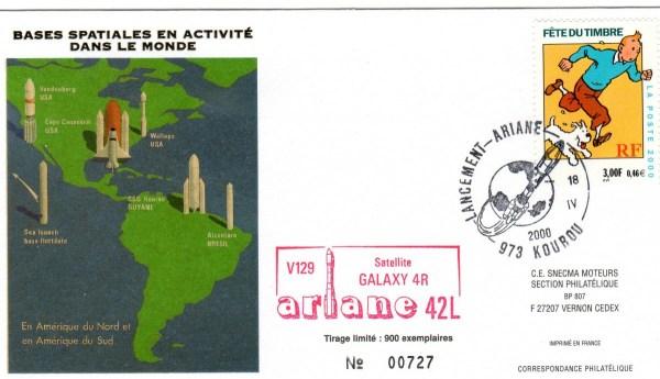 A129 - Vol 129 du 18 Avril 2000