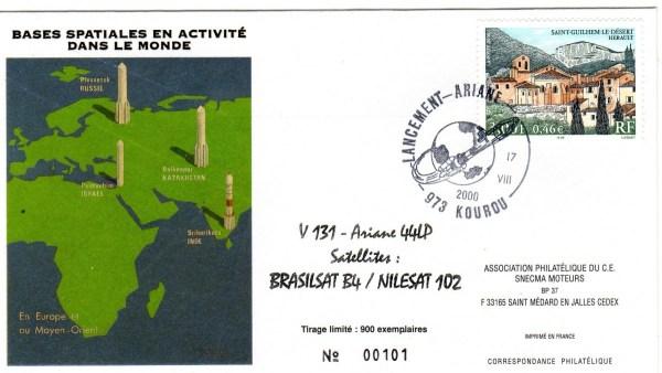 A131 - Vol 131 du 17 Aout 2000