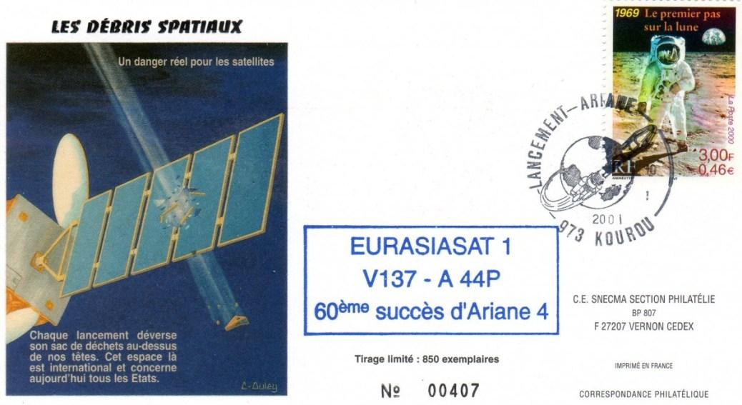 A137 - Vol 137 du 10 Janvier 2001