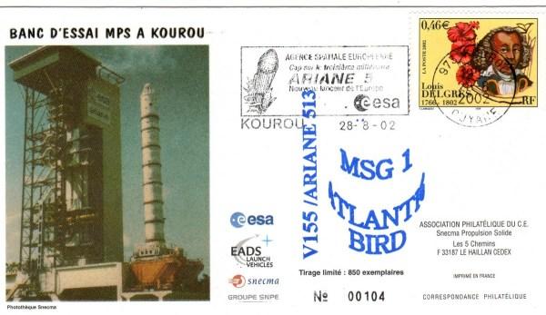 A155 - Vol 155 du 28 Aout 2002