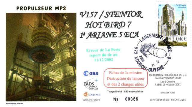 A157 - Vol 157 du 11 Décembre 2002