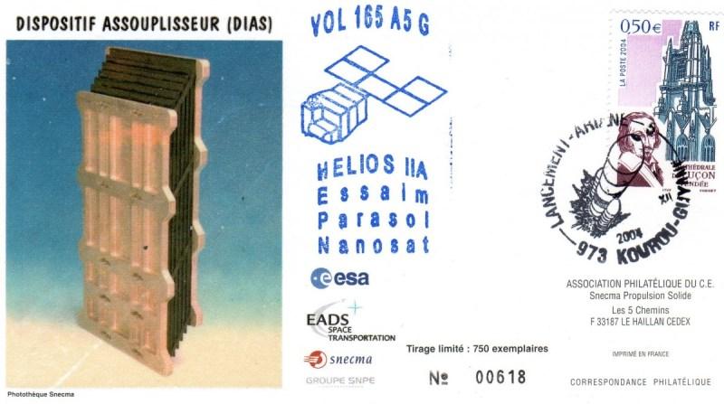 A165 - Vol 165 du 18 Décembre 2004