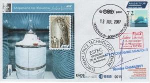 A181 1 300x167 - Vol 181 - 13 Juillet 2007 - ATV fin de campagne d'essais à l'ESTEC