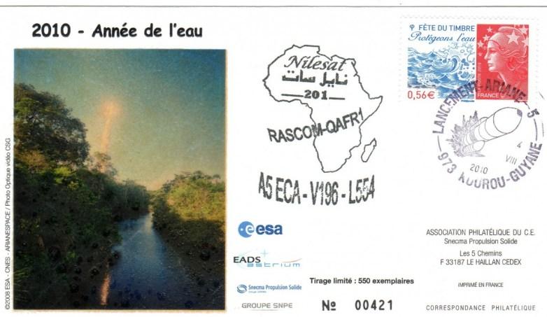 A196 - Vol 196 du 04 Aout 2010