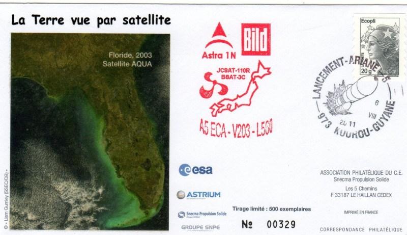 A203 - Vol 203 du 06 Aout 2011