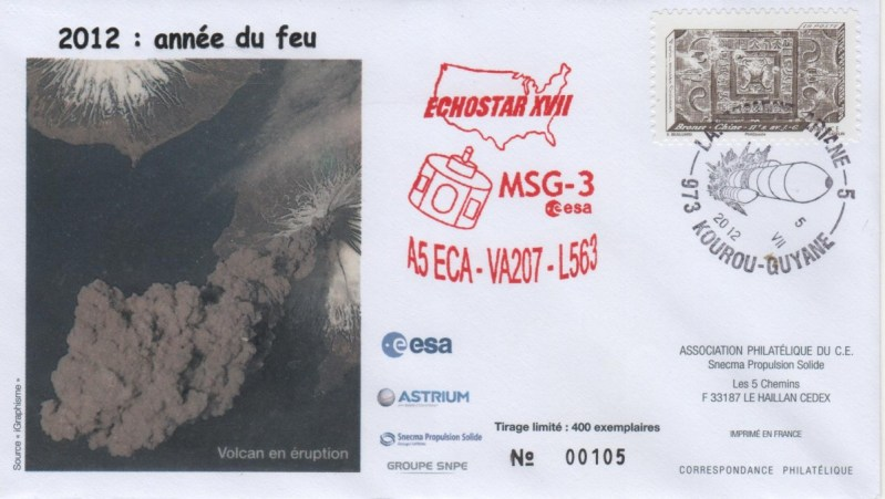 A207 - Vol 207 du 05 Juillet 2012