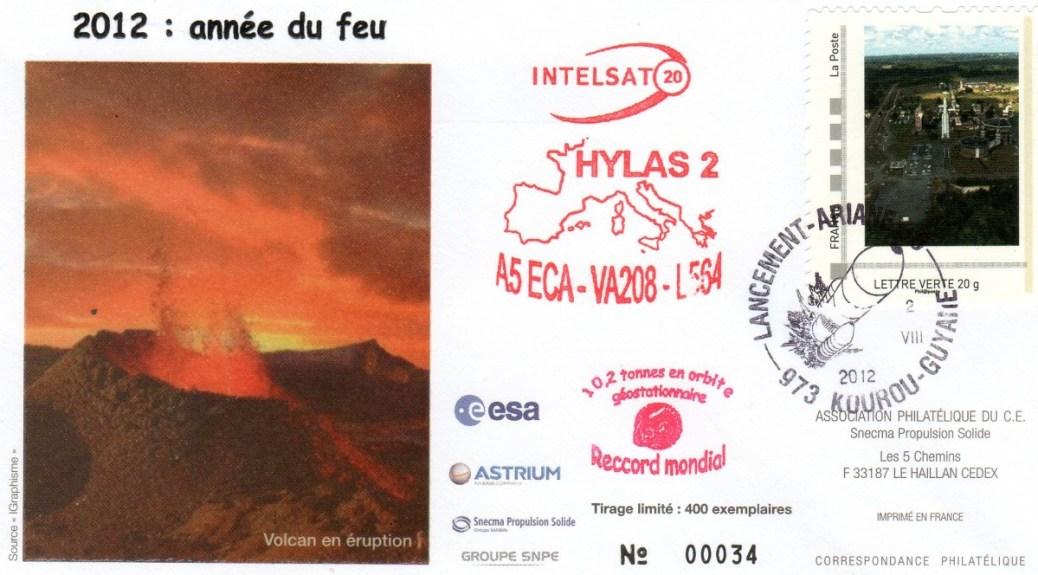 A208 - Vol 208 du 02 Aout 2012