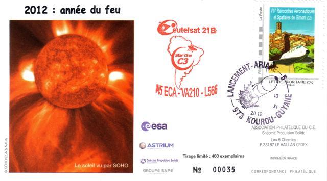 A210 - Vol 210 du 10 Novembre 2012