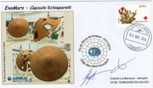 DE002 1 300x172 - Spatial - 07 Novembre 2014 - Revue de qualification capsule Schiaparelli - Exomars