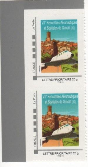 DT004 - Document - Timbre a Moi - 28 Septembre/02 Octobre 2011 - 7ème Rencontres Aéronautiques et Spatiales
