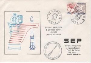 002 1 - Divers : Journée Portes ouvertes SEP Vernon 26 Mai 1984