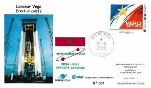 VV13 - Lancement VEGA VV13 Le 20 Novembre 2018