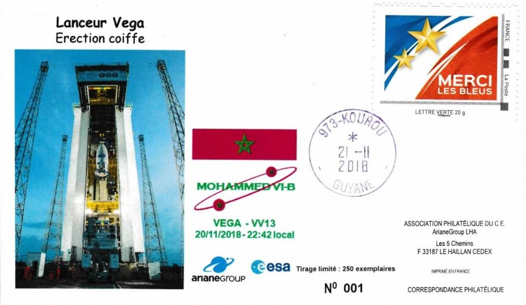 VV13 1024x595 - Lancement VEGA VV13 Le 20 Novembre 2018