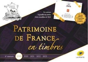 La Poste Patrimoine 2019 - La Poste Patrimoine 2019