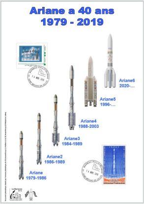 40 ans Encart 1 212x300 - Ariane a 40 ans