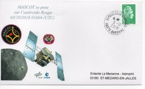 img20191107 18085762 - Mission HAYABUSA 2 - Atterrissage du robot MASCOT sur l'astéroïde Ryugu le 03 Octobre 2018