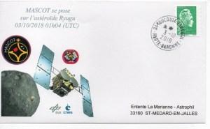 img20191107 18085762 300x185 - Mission HAYABUSA 2 - Atterrissage du robot MASCOT sur l'astéroïde Ryugu le 03 Octobre 2018