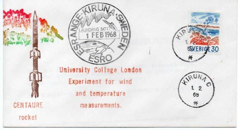 img20191211 15155072 - Kiruna (Suède) - Tir ESRO - CENTAURE - 01 Février 1968