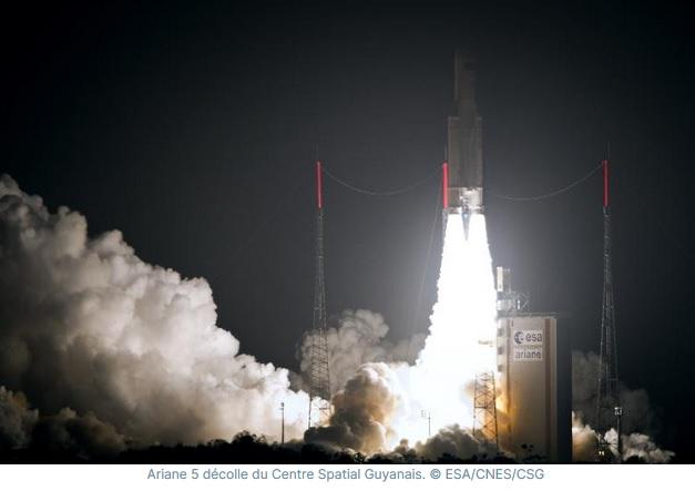 a1 - Le Centre Spatial Guyanais : de la jungle à l'espace