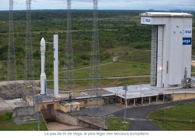 a5 - Le Centre Spatial Guyanais : de la jungle à l'espace
