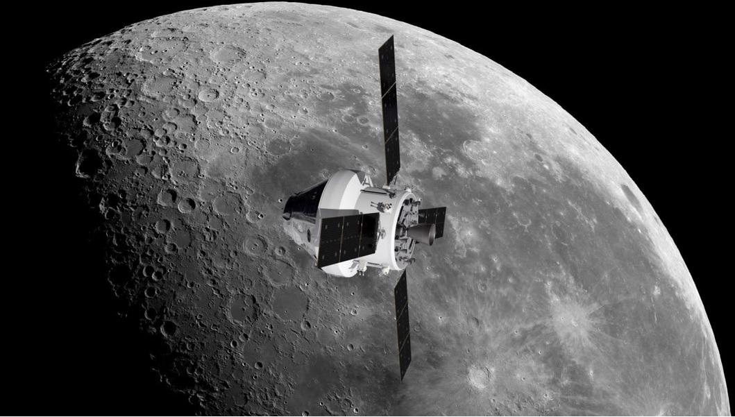 airb - Objectif Lune : Airbus sera sur le vaisseau Orion