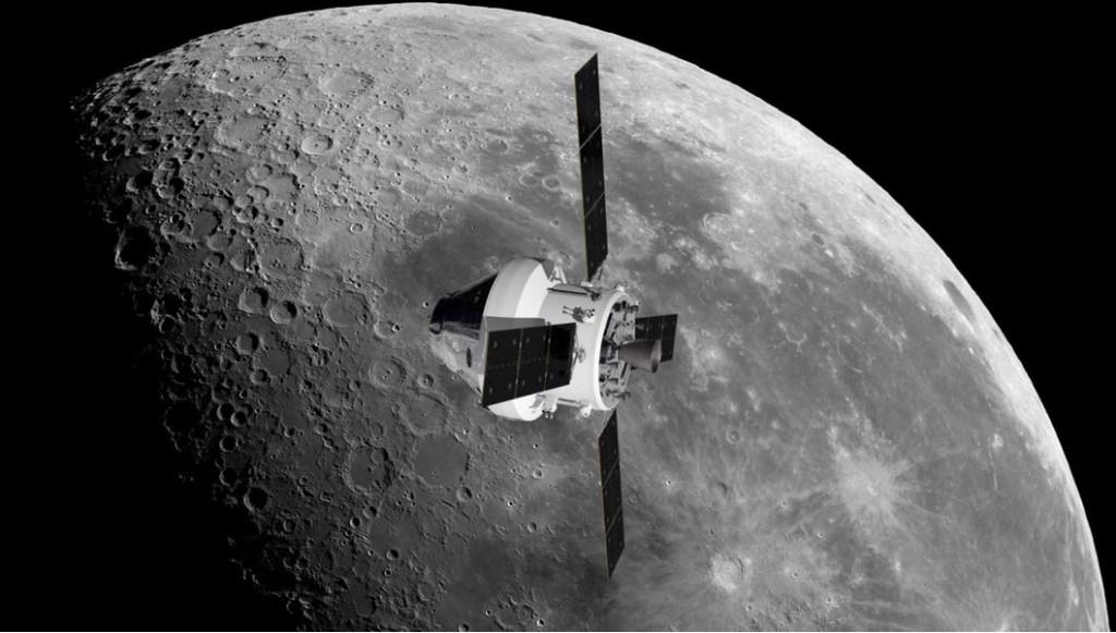 airb 1024x581 - Objectif Lune : Airbus sera sur le vaisseau Orion