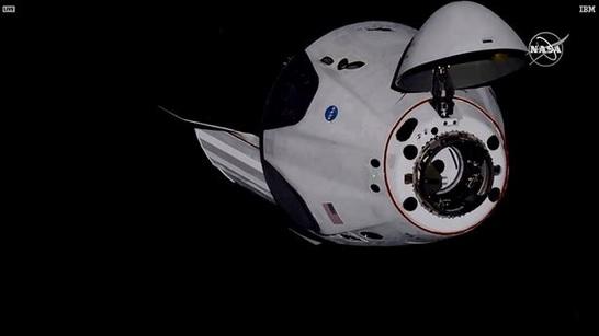 dra - Thomas Pesquet bientôt passager de Crew Dragon, le taxi spatial de SpaceX ?