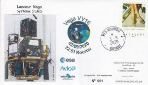 VV16 - Lancement Vega - VV16 - 02 Septembre 2020 - 22h51 hl