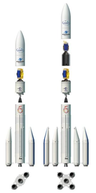 a62 - Ariane 6 - Chronique du futur lanceur lourd Européen