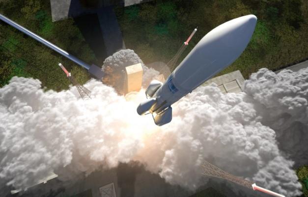 a63 - Ariane 6 - Chronique du futur lanceur lourd Européen