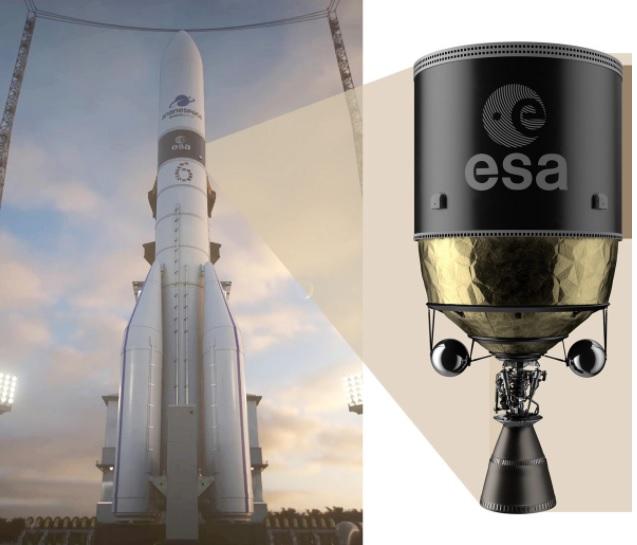a64 - Ariane 6 - Chronique du futur lanceur lourd Européen